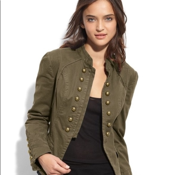Willow & Clay Jackets & Blazers - Willow & Clay military style jacket - S